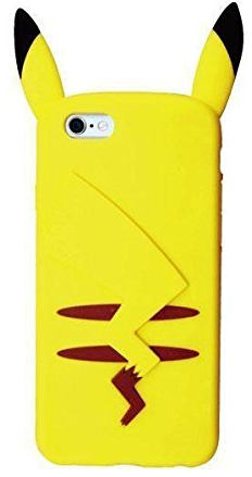 pikachu case for iphone