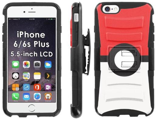 pokeball pokemon case for iphone