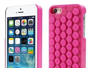 Join the Craze with a Quality Bubble Wrap Phone Case!