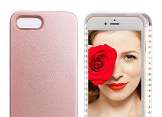 The Best Selfies You'll Ever Take - Phone Cases Lights Built-In!