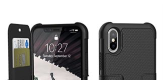 Best iPhone X Folio, Silicone and Leather Cases